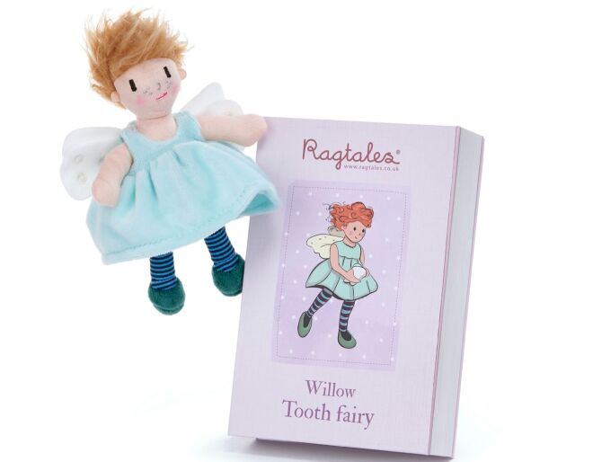 Ragtales Tooth Fairy Doll Willow