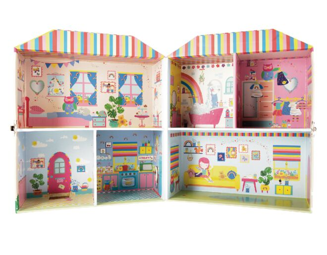 Rainbow Fairy Play box