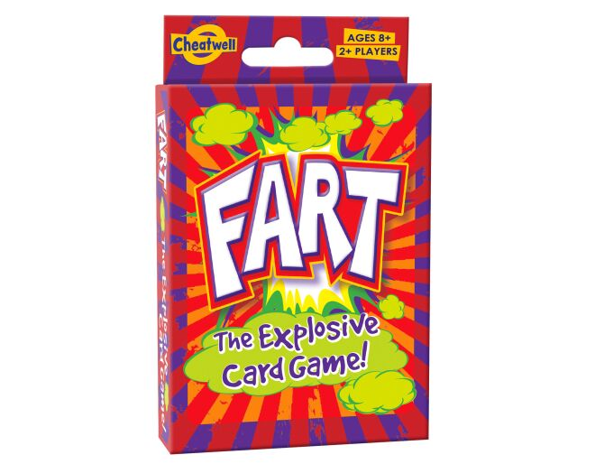 Cheatwell Fart Card Game