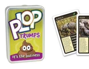 Cheatwell Plop Trumps - It's the Business!