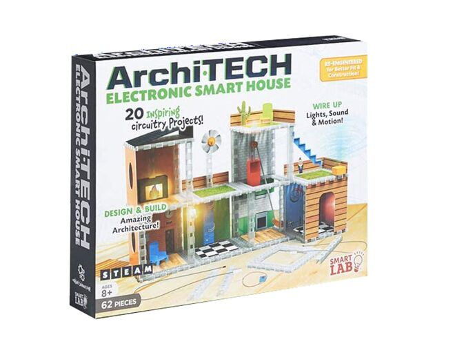 Archi.Tech Electronic Smart House