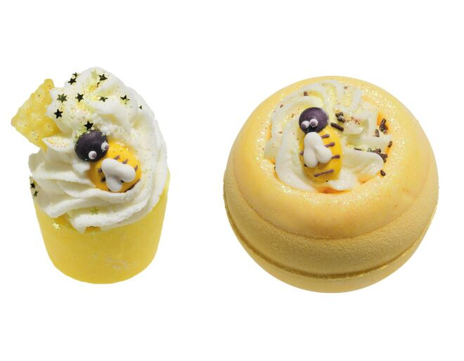 Bee-autiful Luxury Bath Set