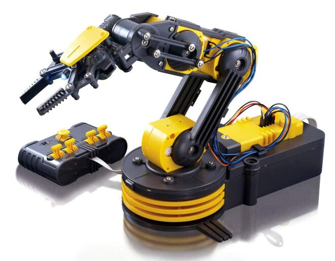 Robot Arm Kit - Wired Control