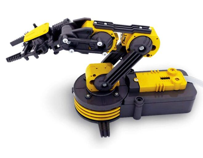 Robotic Arm Kit - Wired Control