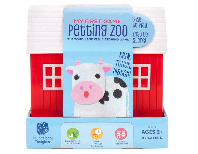 Petting Zoo My First Game