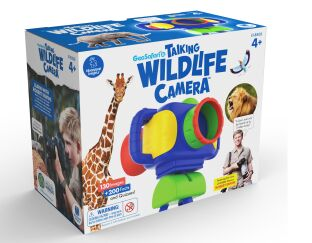 Talking Wildlife Camera