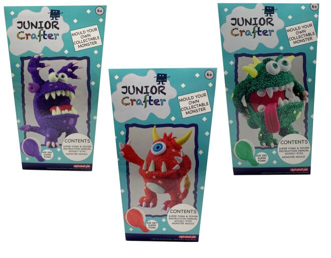 Mould Your Own Monster Kits