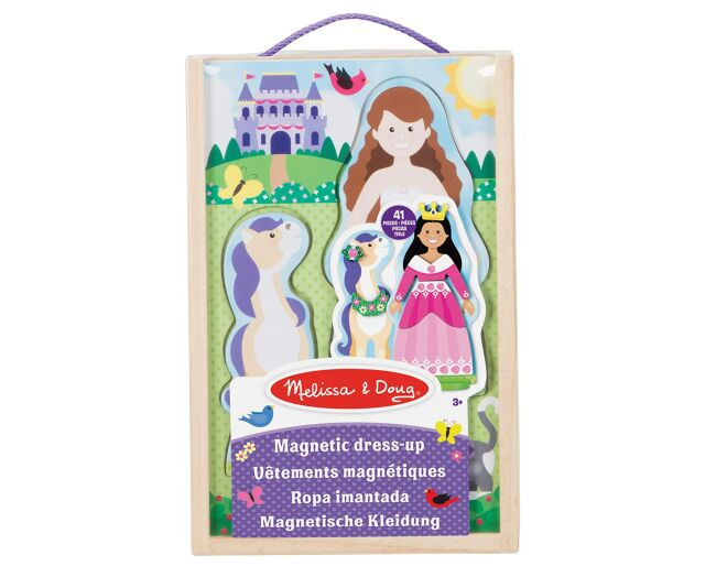 Magnetic Dress Up Melissa and Doug