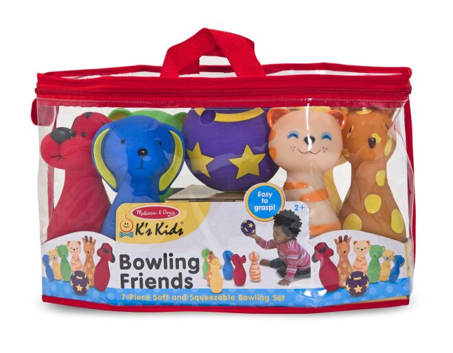 Melissa and Doug Bowling Friends