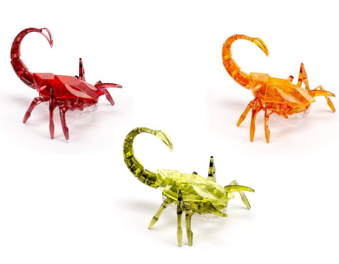 Hexbug Scorpion Colours
