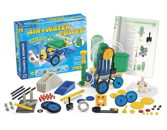 Thames and Kosmos Air & Water Power Experiment Kit