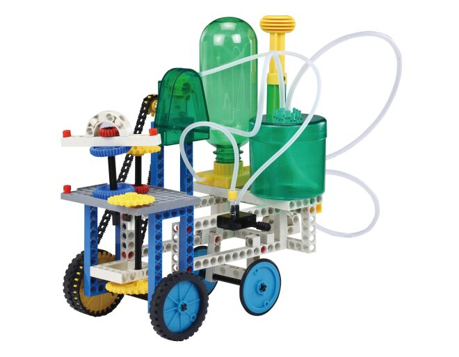Air & Water Power Experiment Kit