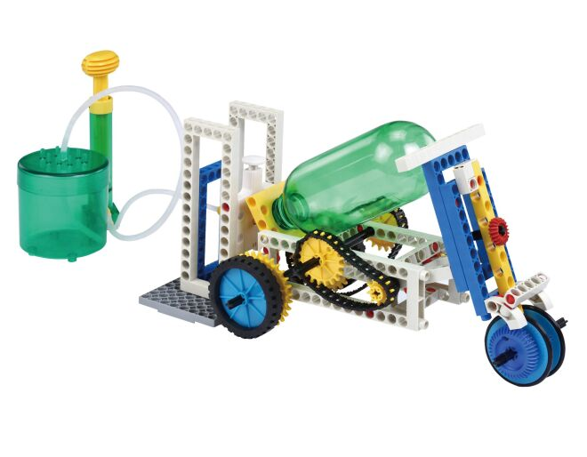 Air and Water Power Experiment Kit