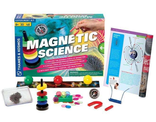 Thames and Kosmos Magnetic Science STEM
