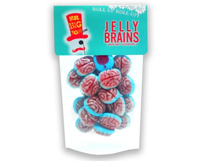 Jelly Brains Sweets