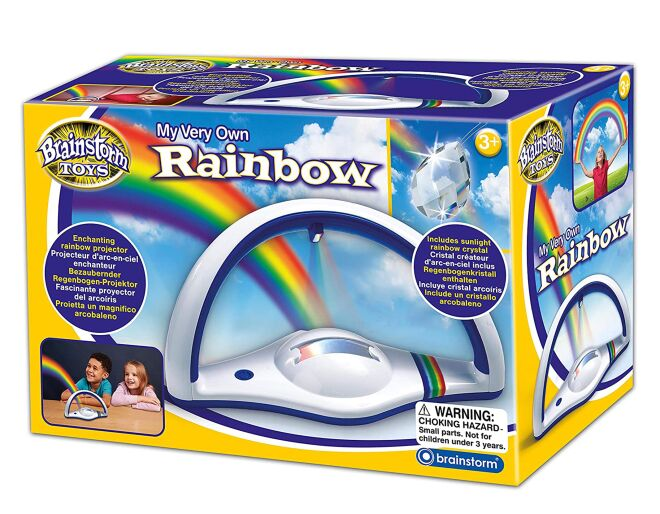 My Very Own Rainbow Packaging