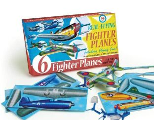 Real Flying Fighter Planes