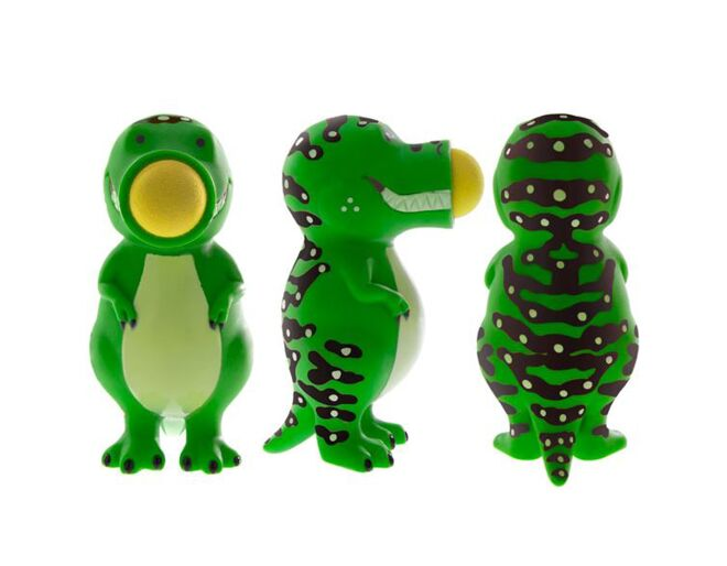 Dino Squeeze Popper Packing