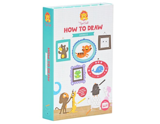 How to draw animals
