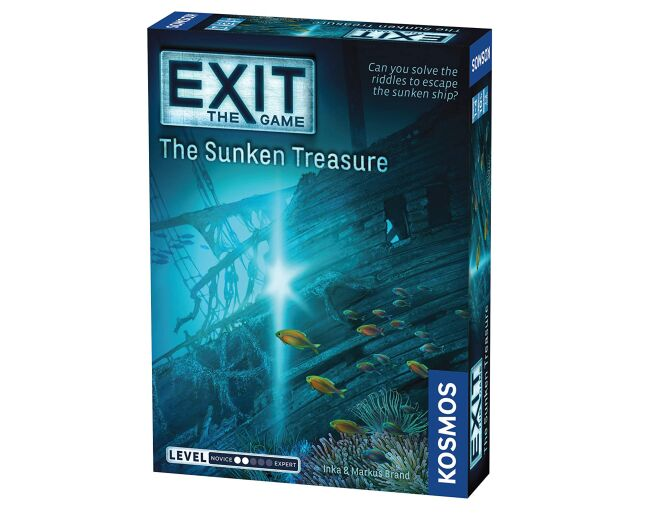 The Sunken Treasure - Exit Game