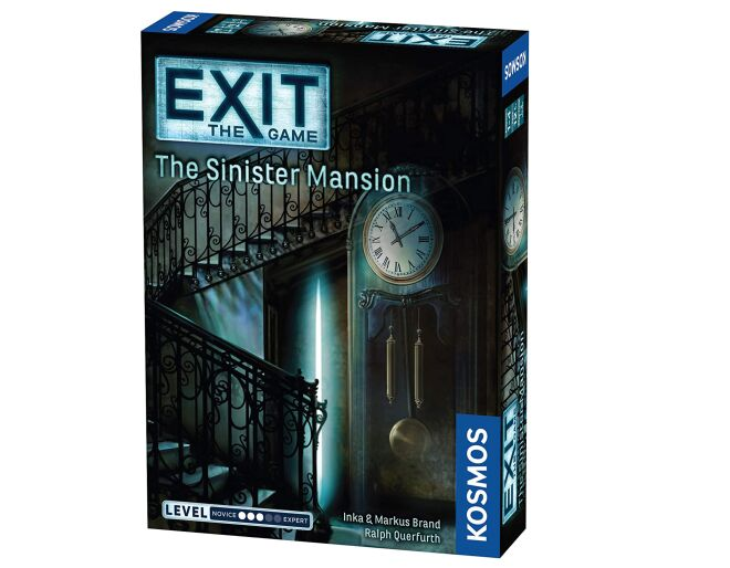 The Sinister Mansion - Exit Game