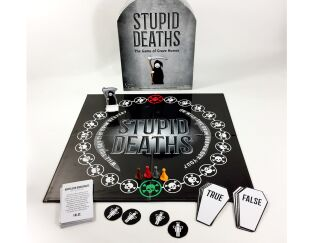 Stupid Deaths The Frightfully Funny Game