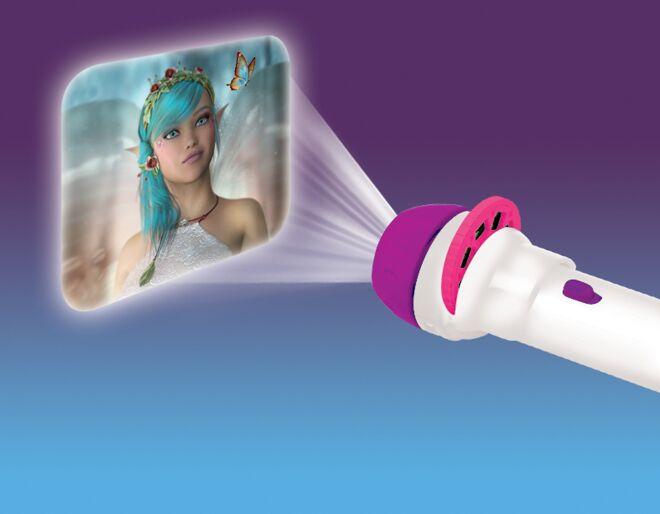 Fairy & Unicorn Torch and Projector Image