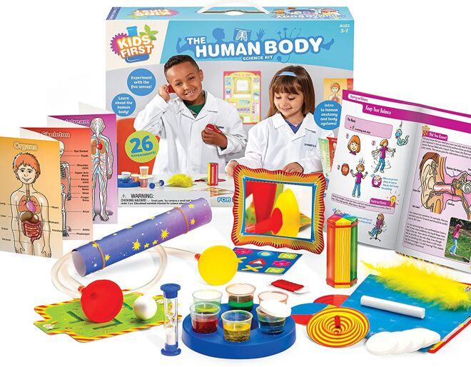 The Human Body Science Kit Thames and Kosmos