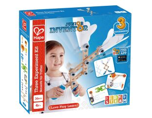Three Experiment Kit Junior Inventor