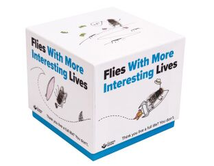 Flies With More Interesting Lives