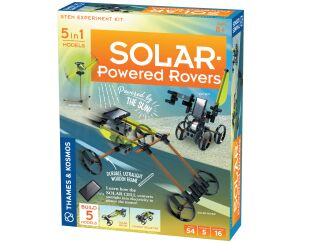 Thames and Kosmos Solar Powered Rovers 1 in 5