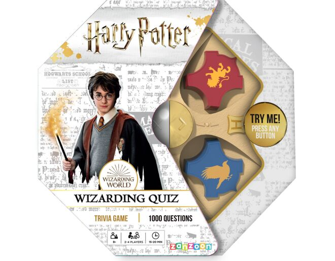 Tomy Harry Potter Wizarding Quiz