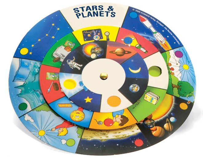 Stars & Planets Science Kit Board