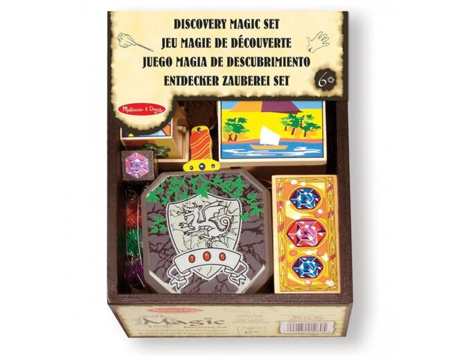 Magic Discovery Set Contents