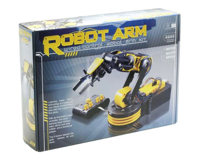 Robot Arm Box