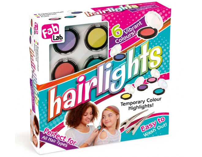 Hairlights - Temporary Colour Highlights
