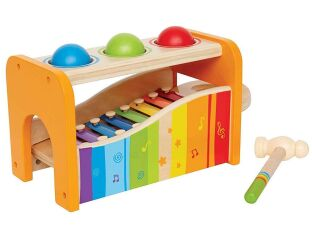 Pound n Tap Bench with Xylophone
