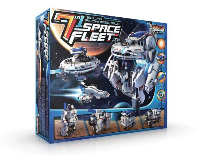 7 in 1 Space Fleet Box