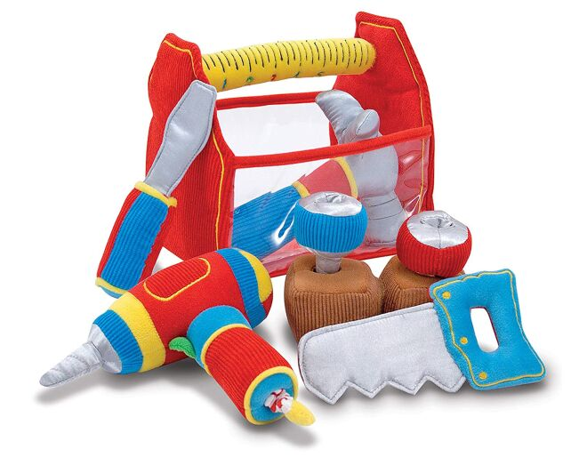 Melissa and Doug Fill and Spill Toolbox