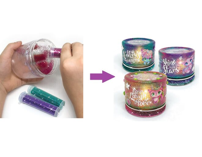 Make your own Night Light Jars