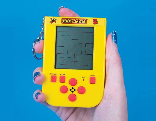 hand held pac man