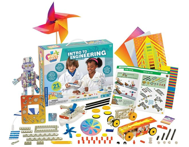 Thames and Kosmos Intro to Engineering - Little Labs