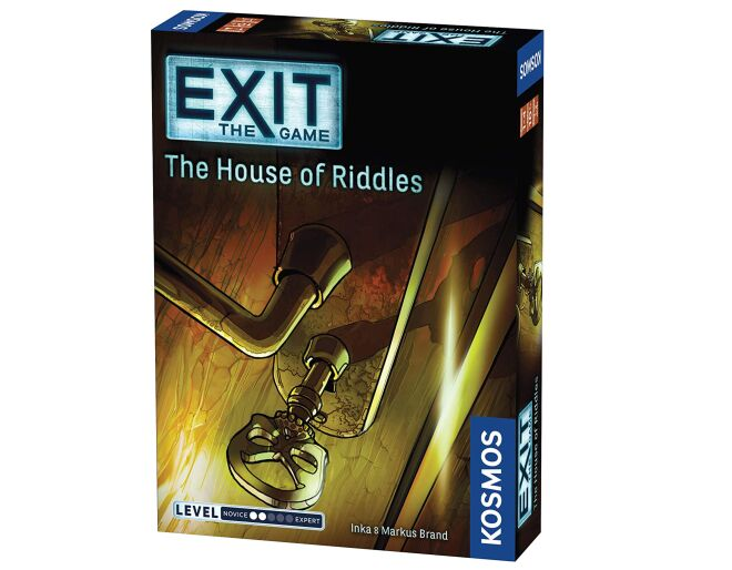 The House of Riddles Exit Game