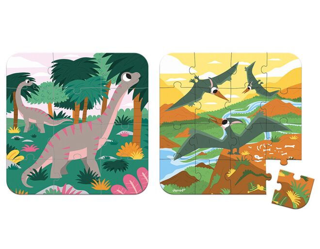 Childrens Dinosaur Puzzle