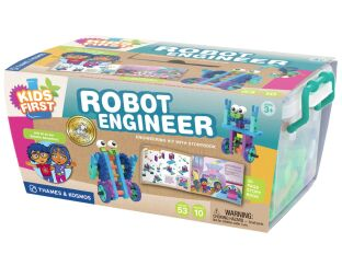 Kids First Robot Engineer