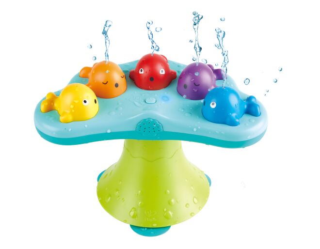 Hape Musical Whale Fountain E0218