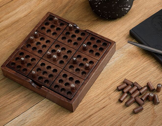 Luckies Sudoku - Deluxe Puzzle Board