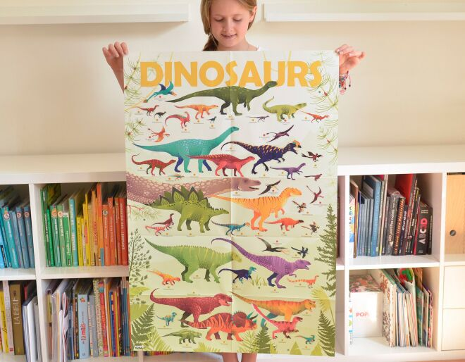 Dinosaurs Discovery Stickers