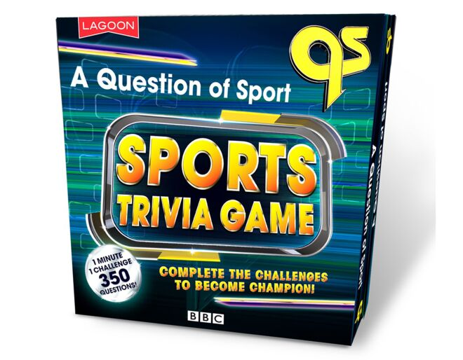 A Question of Sport Sports Trivia Game