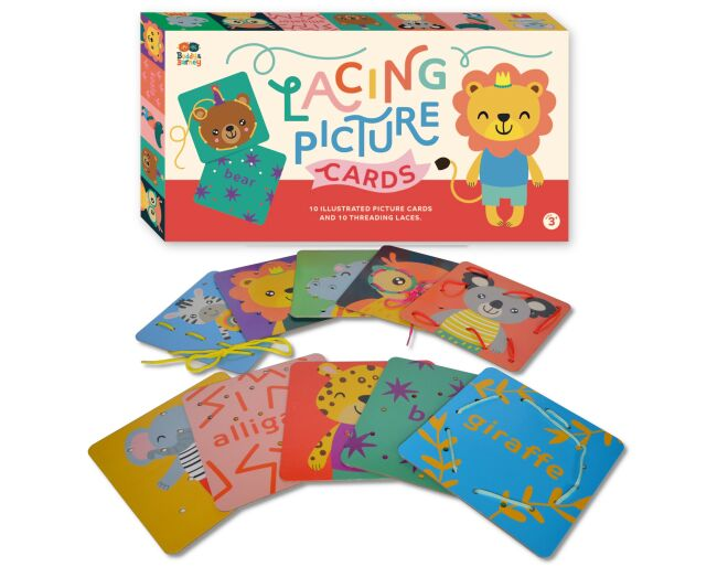 Lacing Picture Cards